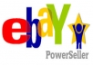 review your ebay account & show you where to improve powerseller