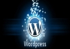 Design the professional wordpress theme for you which Design you want