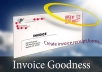 design your form, invoice, receipt