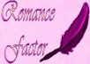 write a short CAPTIVATINGLY ROMANTIC FICTION for your AMAZON KINDLE EBOOK