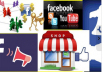 advertise Ur Product or Anything On The Front Of My 40,895,096 Active User FB