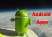 Create Android Application For Your Website Or Your Blog , Page Facebook , YouTube Channel , Twitter Account , Others & will submit it to Google Play as a Bonus