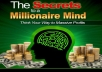 show you how to think like a millionaire and achieve business success online