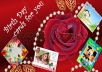 do a birth day greeting cards