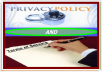 Create a Standard Privacy Policy PLUS a Terms and Conditions Page for Your Website