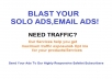 blast your solo ad to our over 12000 subscribers in 24hrs