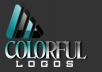 Design A Unique,Colorful, Eye Catching LOGO In 24 Hours