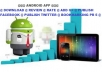 give you best andriod apps promotion package