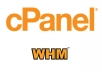 install and setup WHM cPanel on your Server