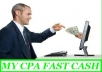 Show How You Can Make $500 And Above With CPA Easy Method