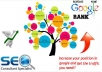 create 500 High PR backlinks PR4 to PR1 On Actual Pagerank Pages using blog
