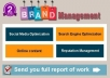 enhance Online Branding of your website or product