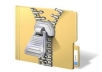 help you install an encrypted zip file without using the original password
