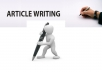 Write Outstanding Essays