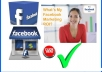 tweet your message or Any Website to my loyal 5000000 USA facebook users