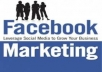 Promote To 5,000,000+(500k+) Real People on Facebook For your Business/Website/Product or Any Thing You Want