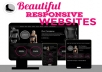 design a responsive website