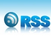 Submit your site to 27 Awesome RSS feed aggregators
