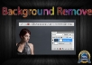 5 Images background remove