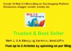 Do PBN - Manually 30 Web 2.0 Blog Creation From Moz DA50 - DA100