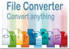 convert almost any file format into similar formats