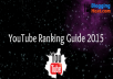 give youtube Ranking Guide 2015