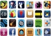 promote your app to 25000000 Facebook 320k twitter
