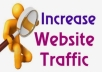 Send 5000 Worldwide Visitors (No China, Hong Kong or Vietnam Traffic) (100% Real and 24 Hours Unique)