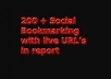 do 200 manual social bookmarking submissions