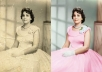 Restore old damaged images from your family chest