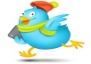 promote your link to my 27,000 followers on Twitter 4x a day for 5 days