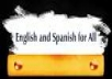 transcribe English words to Spanish