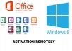 activate your windows and  applications such as office. corel, adobe
