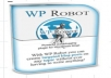 give you Latest WP Robot Powerful autoblogging plugin for Wordpress weblogs
