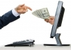 send you a full guide on how to earn at least 30$/hour easily!