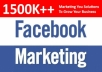 promote link/products over 1,600,000+ facebook group members group