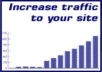 send 12,000 visitors real to your site for