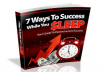 Send you book a link 7 Ways To Success While You Sleep