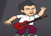 I will give you 30 mins of guitar or vocal lessons for