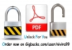 Unlock Your PDF or RAR files