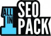 create 75 PR3 to PR8 seo LlNKWHEEL and 2000 social bookmarks