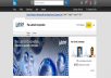 create professional LinkedIn profile or group page with relevant Graphics