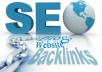create10,000 PR2 to PR7 seo backlinks to your website or blog
