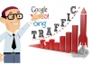 show you a 100 ways to drive traffic to your blog or site