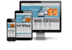 create and host a professional and responsive website