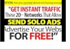 grant you Access to send Solo ad and email to 2,67958 subscriber Daily