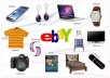 promote Your EBAY items or store on Facebook and Twitter