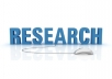do secondary research on various topics