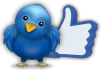 Give you active high quality 6000 twitter follower OR 900 facebook like