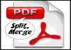 split and Merge your PDFs